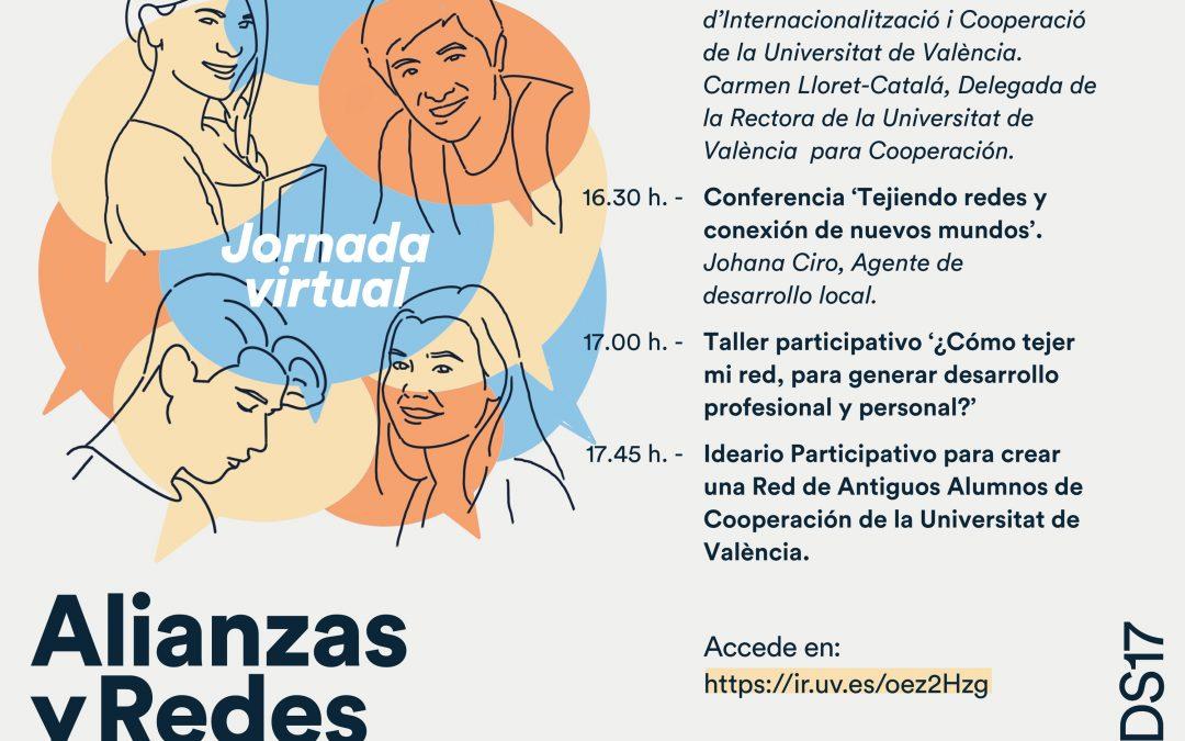 VI Jornada Cooperación Universitaria al Desarrollo – UV